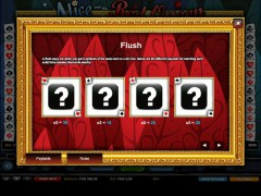 Alice and the Red Queen слот автоматы slot-77.com 1X2gaming 5/5
