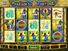Pharaoh's Fortune слот автоматы slot-77.com IGT Interactive 4/5