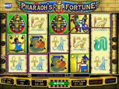 Pharaoh's Fortune слот автоматы slot-77.com IGT Interactive 5/5