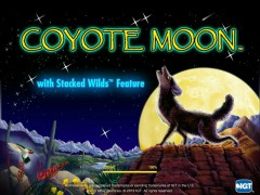 Coyote Moon - IGT Interactive