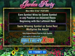 Garden Party слот автоматы slot-77.com IGT Interactive 2/5