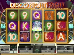 Disco Night Fright слот автоматы slot-77.com Quickfire 4/5
