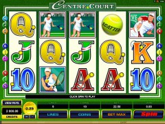 Centre Court - Quickfire