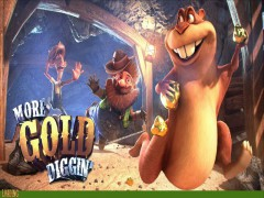 More Gold Diggin слот автоматы slot-77.com Betsoft 1/5