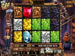 More Gold Diggin слот автоматы slot-77.com Betsoft 3/5