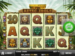 Aztec Idols слот автоматы slot-77.com Play'nGo 1/5