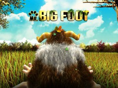 Mr Big Foot - Spadegaming