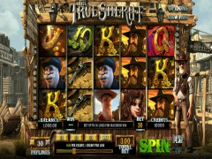 The True Sheriff слот автоматы slot-77.com Betsoft 2/5
