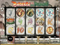 Phoenix and the Dragon слот автоматы slot-77.com Quickfire 1/5