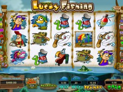 Lucky Fishing - Topgame