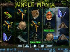 Jungle Mania слот автоматы slot-77.com World Match 1/5