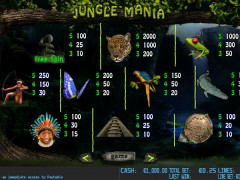 Jungle Mania слот автоматы slot-77.com World Match 2/5