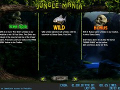 Jungle Mania слот автоматы slot-77.com World Match 3/5