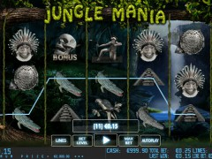 Jungle Mania слот автоматы slot-77.com World Match 4/5