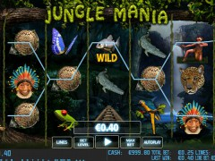 Jungle Mania слот автоматы slot-77.com World Match 5/5