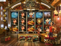 Miles Bellhouse and His Curious Machine слот автоматы slot-77.com Betsoft 1/5