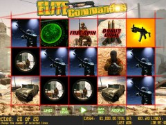 Elite Commandos - World Match