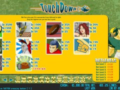 Touch Down слот автоматы slot-77.com World Match 2/5