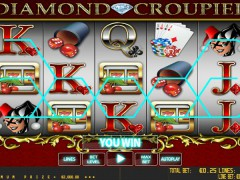 Diamond Croupier слот автоматы slot-77.com World Match 4/5