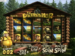 The Exterminator слот автоматы slot-77.com Betsoft 2/5