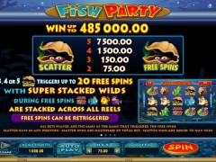 Fish Party слот автоматы slot-77.com Microgaming 2/5