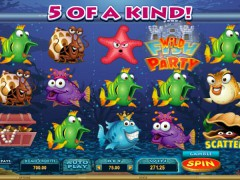 Fish Party слот автоматы slot-77.com Microgaming 4/5