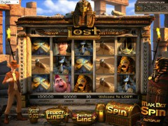 Lost слот автоматы slot-77.com Betsoft 1/5