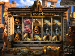 Lost слот автоматы slot-77.com Betsoft 3/5