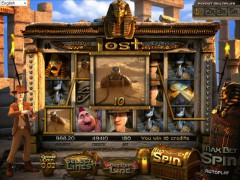 Lost слот автоматы slot-77.com Betsoft 4/5