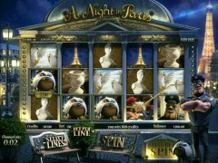 A Night in Paris слот автоматы slot-77.com Betsoft 2/5