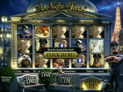 A Night in Paris слот автоматы slot-77.com Betsoft 5/5