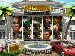 Tycoons слот автоматы slot-77.com Betsoft 1/5