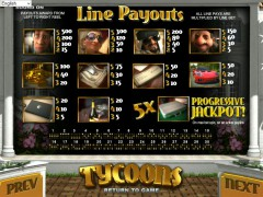 Tycoons слот автоматы slot-77.com Betsoft 2/5