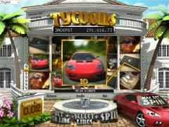Tycoons слот автоматы slot-77.com Betsoft 3/5
