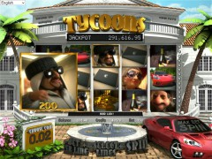 Tycoons слот автоматы slot-77.com Betsoft 4/5