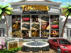 Tycoons слот автоматы slot-77.com Betsoft 5/5