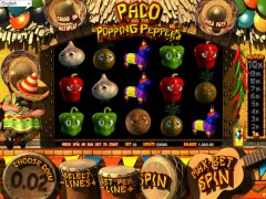 Paco and the Popping Peppers слот автоматы slot-77.com Betsoft 2/5