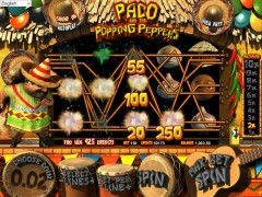Paco and the Popping Peppers слот автоматы slot-77.com Betsoft 5/5