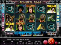 Rock Slot - Wirex Games