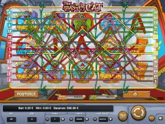 The Master Cat слот автоматы slot-77.com Wirex Games 1/5