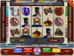Napoleon слот автоматы slot-77.com Wirex Games 1/5