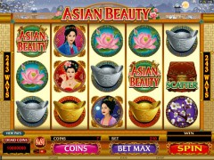 Asian Beauty - Microgaming