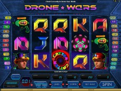 Drone Wars - Microgaming