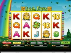 Irish Eyes - Microgaming