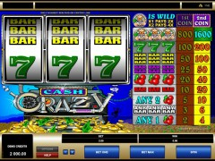 Cash Crazy - Microgaming