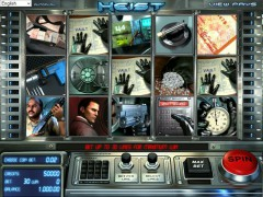 Heist слот автоматы slot-77.com Betsoft 2/5