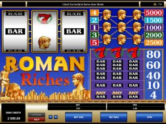 Roman Riches - Microgaming