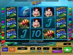 Riches Of The Sea слот автоматы slot-77.com Microgaming 1/5