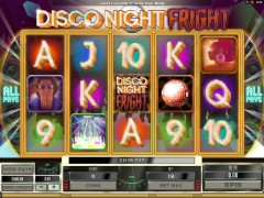 Disco Night Fright - Microgaming
