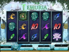 The Forgotten Land Of Lemuria слот автоматы slot-77.com Microgaming 1/5